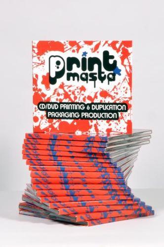 Digipack digital gedruckt