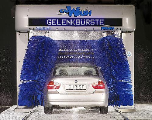 Car-Wash - Portique de lavage Christ Primus
