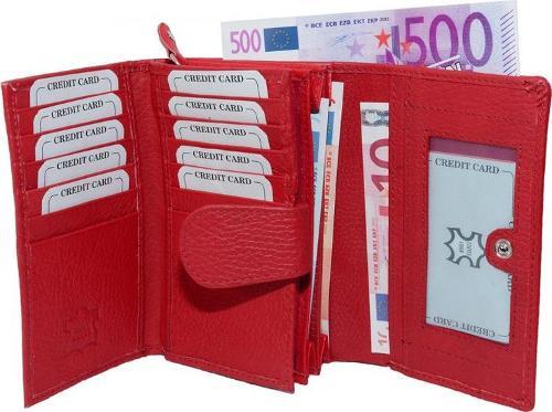 2022 Ladies Leather Wallet