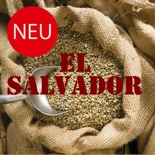 Rohkaffee El Salvador
