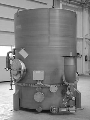 Spawane zbiorniki dla przemysłu