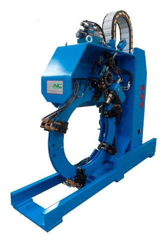 Tying Machine TMP 500 for Stacks and Bundles