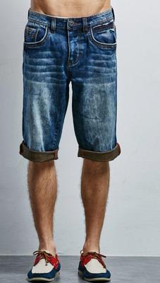Pantaloncini estivi in denim da uomo all'ingrosso offerta