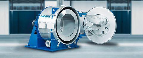 Krauss-Maffei peeler centrifuge HZ