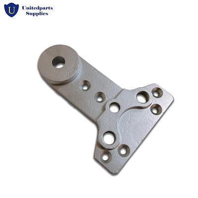 OEM 45c carbon steel forging parts, T-connector
