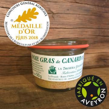 Foie Gras de Canard Entier en conserve