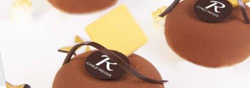 Personalization on chocolate