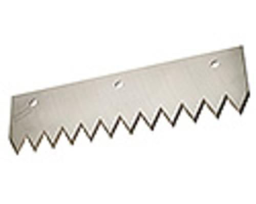 Messer für die Vliesstoff- und Textilmusterindustrie