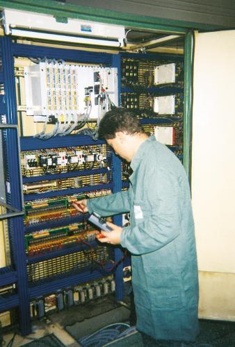Mechanische und elektronische Generalüberholung