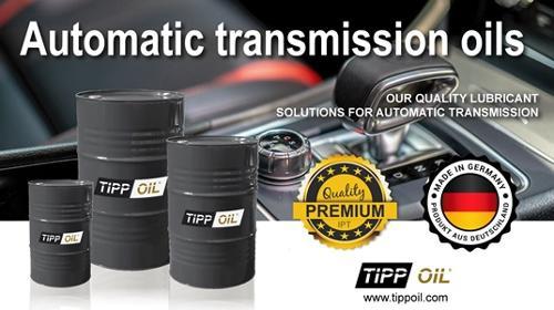 TIPP OIL - Automatik Getriebeöle