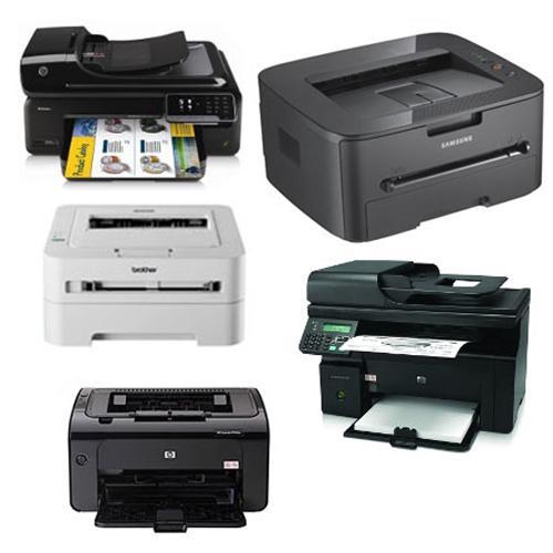 Imprimantes et photocopieur