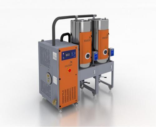 Secador de ar seco - LUXOR S