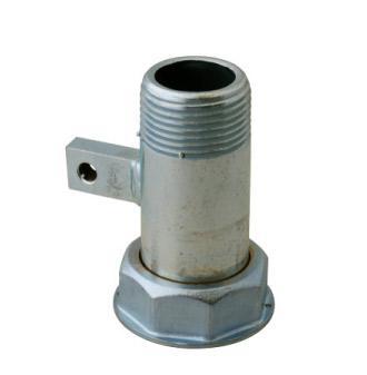 Bracket part for gas meters - Series CC0505