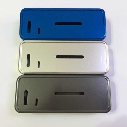 customized aluminum box