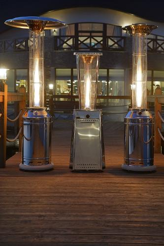 Promienniki gazowe VULKAN