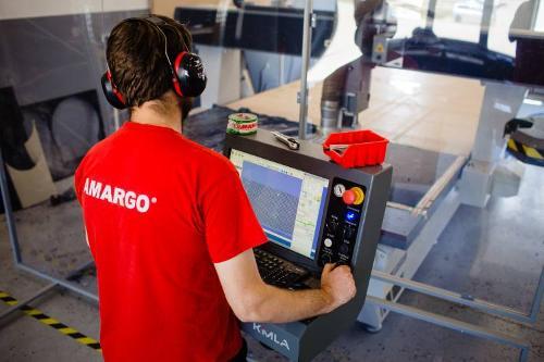 Plastics CNC milling, plastics welding