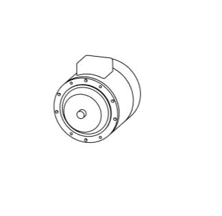 Commutator DC motor