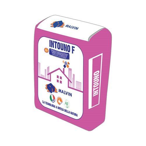 Premixed lightweight single-layer plaster Intouno F