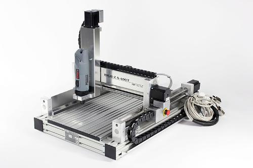 CNC Fräsmaschine für den Modellbau oder Kleingewerbe