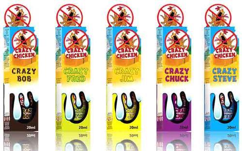Crazy Chicken Series – Premix