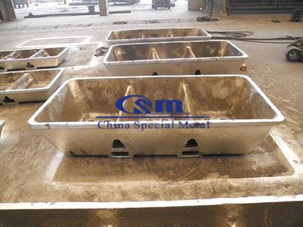 锭模 铝用锭模 Ingot Mold, Aluminum ingot mould