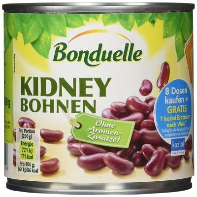 Canned Kidney Beans