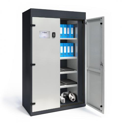 TECHCODE RFID CABINETS WITH REGISTRATION OF RESOURCES