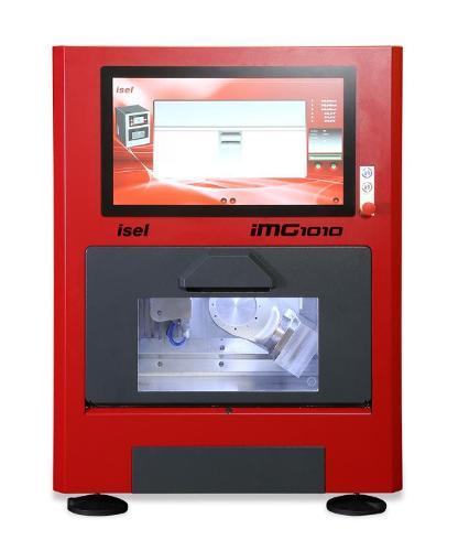 Serie iMG 1010 CNC-freesmachine