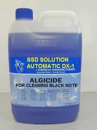 COUNTERFEIT AND SSD CHEMICAL SOLUTION