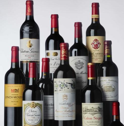 Our selection of Grands Crus