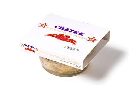 Crabe Royal au naturel 100% chair
