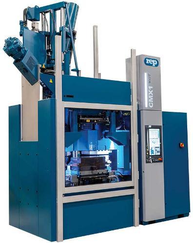 REP Spritzgießmaschinen mit mehreren Arbeitsstationen