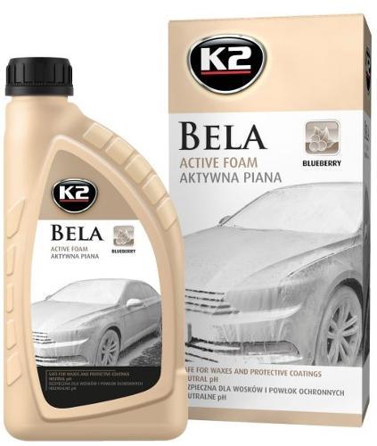 K2 Bela aktywna piana