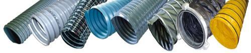 Tuyauterie et gaine flexible PVC