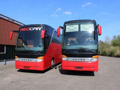 Autocarros urbanos, interurbanos e de turismo