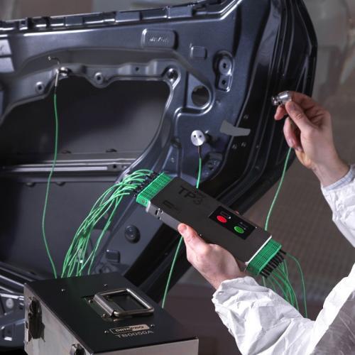DATAPAQ AutoPaq Automotive Paint Temperature Profiling Kit