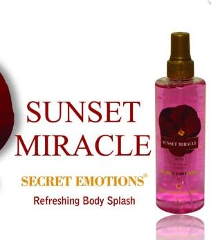 Secret Emotions Body Splash 275ml