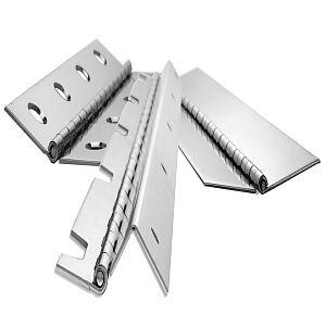 Custom Made To Order Continuous Piano Hinges