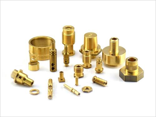 Brass Precision & Turned Components