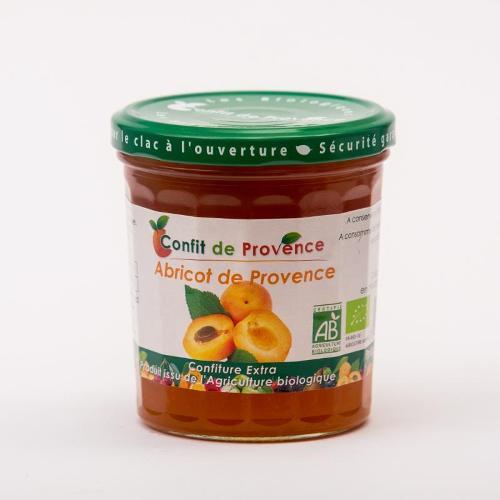 Confitures d'abricots de Provence