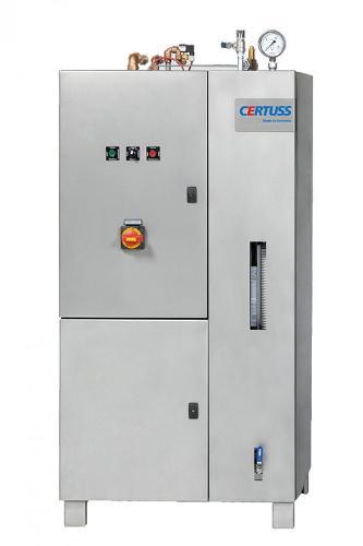 Caldeiras de vapor - Elektro E 6 M - E 72 M