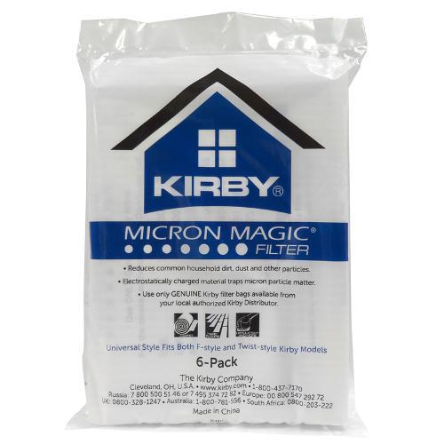 Kirby Vacuum Bags