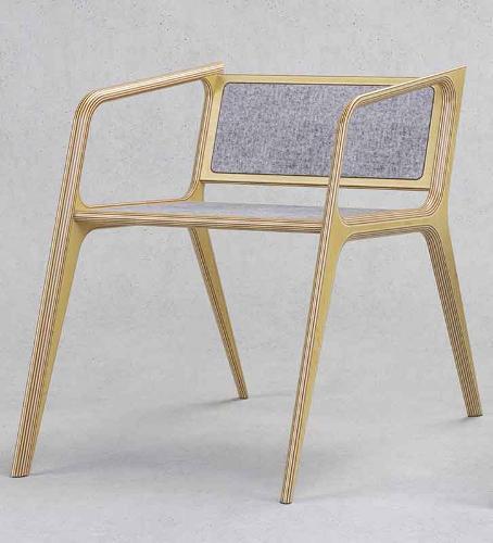 Дизайнерский стул luna_001