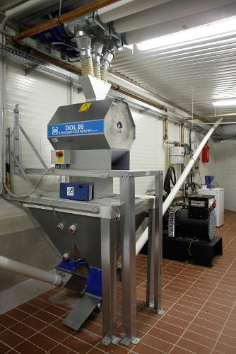 DOL 99 Feed Weigher