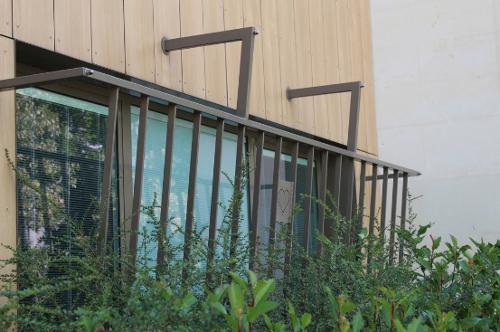 Grille de protection fenêtres