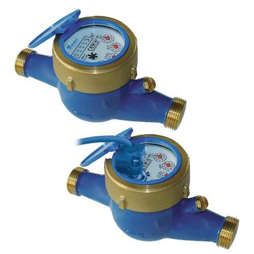 Compteurs d'eau de série Mercan Classe  C (R160)