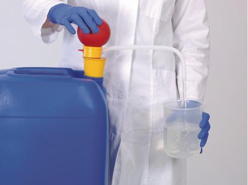 OTA disposable pump