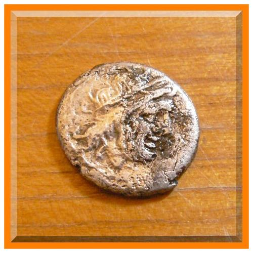 194 a. C. - Vittoriato Di Baebia Repubblicana - Roma