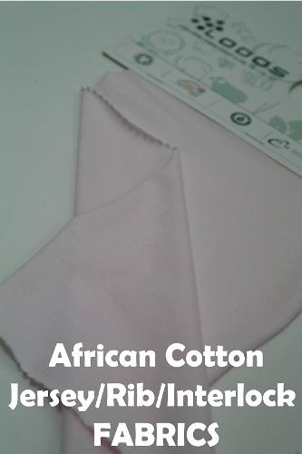 Cotton Made in Africa Fabrics