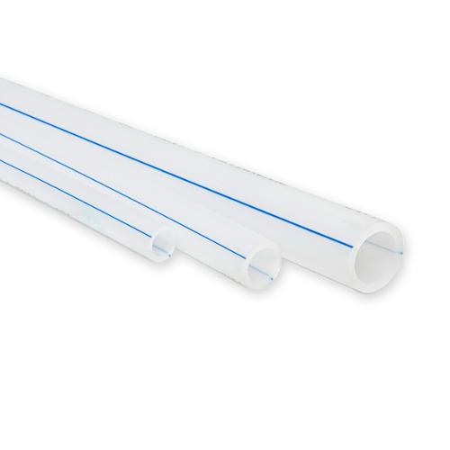 White-Light Blue Polyethylene Water Pipes